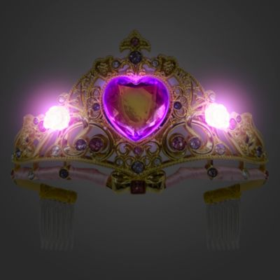 Tiara que se ilumina princesas Disney, Disney Store