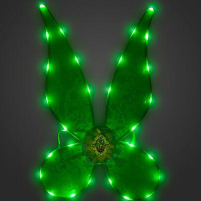 Disney Store Tinker Bell Light-Up Wings for Kids