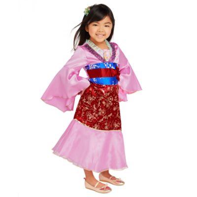 Disney Store Mulan Costume Accessory Set
