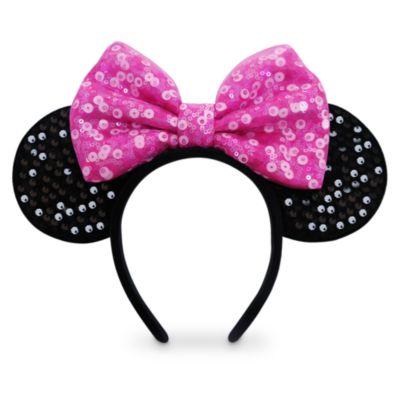 Disney Store Minnie Mouse Ears Headband For Kids