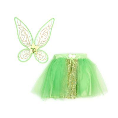 Disney Store Ensemble tutu et ailes Clochette pour enfants