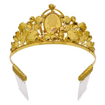 Disney Store - Die Schöne und das Biest - Belle - Goldfarbenes Kostümdiadem