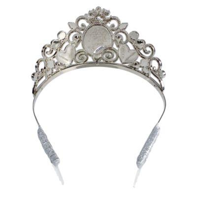 Tiara disfraz tonos plata Cenicienta, Disney Store