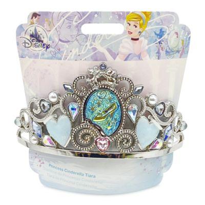 Tiara argentata per costume Cenerentola Disney Store
