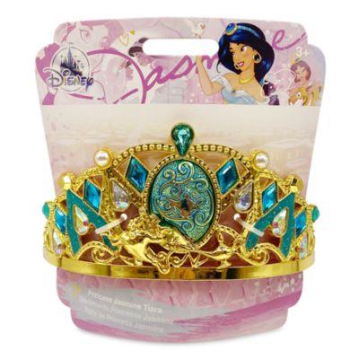Disney Store Princess Jasmine Golden Costume Tiara, Aladdin