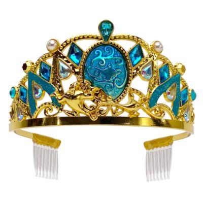 Tiara disfraz dorada Jasmine, Aladdín, Disney Store
