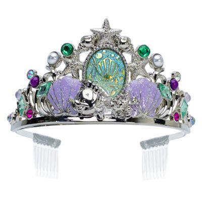 Disney Store - Arielle, die Meerjungfrau - Arielle - Silberfarbenes Kostümdiadem