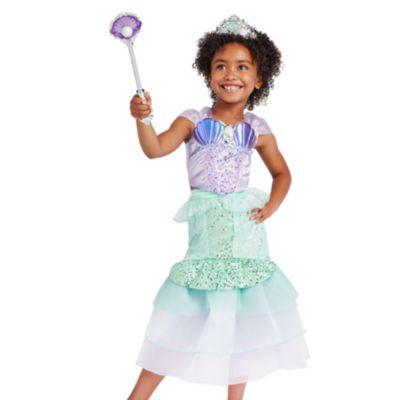 Disney Store Ariel Silver-Toned Costume Tiara, The Little Mermaid