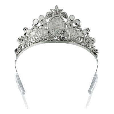 Tiara argentata per costume Ariel La Sirenetta Disney Store