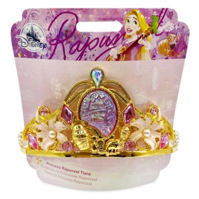 Tiara disfraz dorada Rapunzel, Enredados, Disney Store