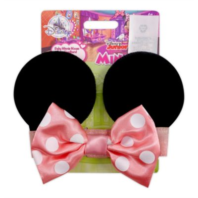 Disney Store - Minnie Maus - Ohrenstirnband für Babys