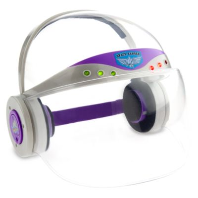 Disney Store Buzz Lightyear Helmet For Kids, Toy Story