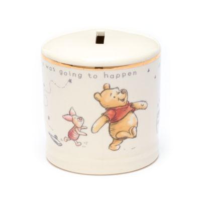 Disney Store Tirelire Winnie l'Ourson et ses Amis pour bébés