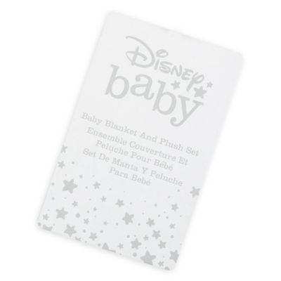 Disney Store - Micky Maus - Set aus Decke und Kuschelpuppe für Babys