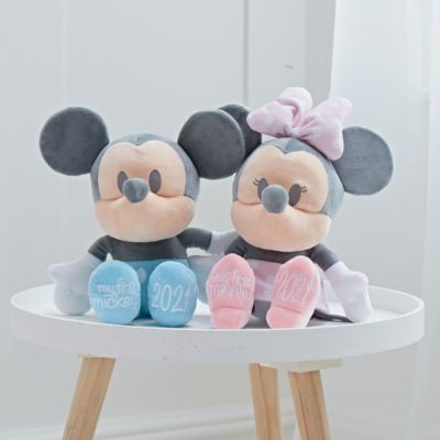 Peluche piccolo My First Minnie 2021 Minni Disney Store