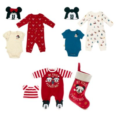 Disney Store Baby's First Christmas 2021 Collection