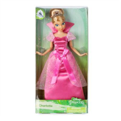 Disney Store Poupée Charlotte classique, La Princesse et la Grenouille