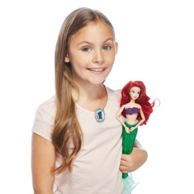 Disney Store Ariel Classic Doll, The Little Mermaid