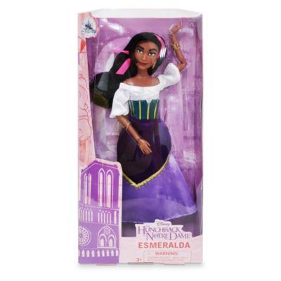 Muñeca clásica Esmeralda, El Jorobado de Notre Dame, Disney Store