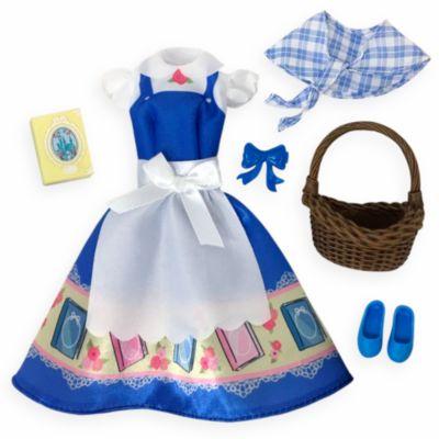 Paquete accesorios Bella, La Bella y la Bestia, Disney Store