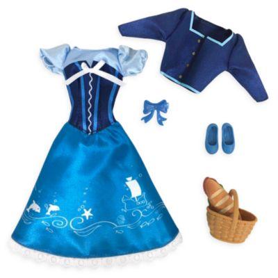 Paquete accesorios Ariel, La Sirenita, Disney Store