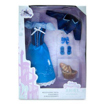 Disney Store Ariel Accessory Pack, The Little Mermaid