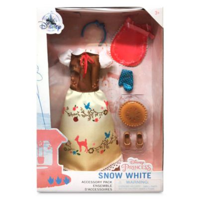 Disney Store Snow White Accessory Pack