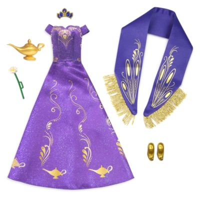Disney Store Set d'accessoires Jasmine, Aladdin