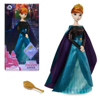 Muñeca clásica Reina Anna, Frozen2, Disney Store