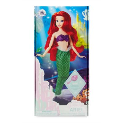 Disney Store - Arielle, die Meerjungfrau - Arielle - Klassische Puppe