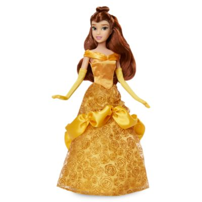 Disney Store Belle Classic Doll, Beauty and the Beast