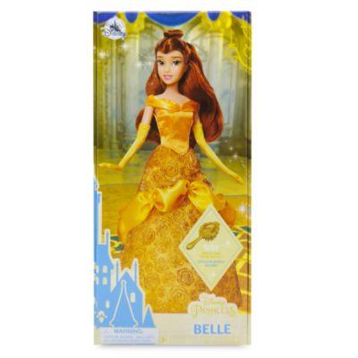 Disney Store Poupée classique Belle, La Belle et la Bête
