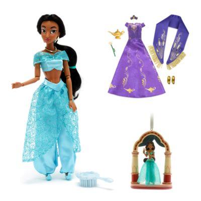 Collezione bambola e decorazione da appendere Jasmine Aladdin Disney Store