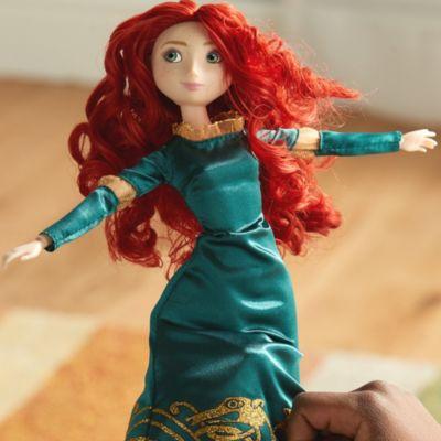 Disney Store - Merida - Legende der Highlands - Klassische Merida Puppe