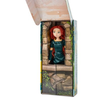 Bambola classica Merida Ribelle - The Brave Disney Store