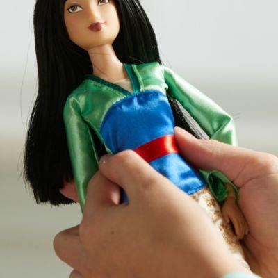 Disney Store - Mulan - Klassische Puppe