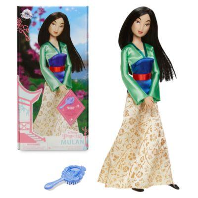 Disney Store Poupée classique Mulan