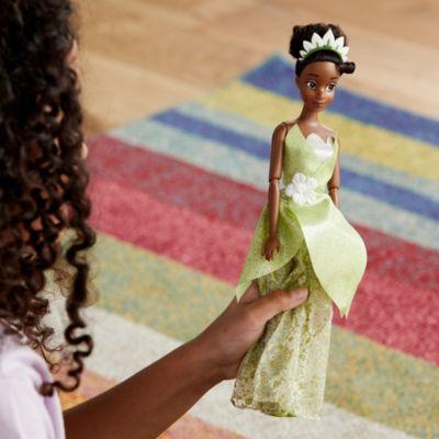 Muñeca clásica Tiana, Tiana y el Sapo, Disney Store