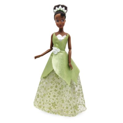 Bambola classica Tiana La Principessa e il Ranocchio Disney Store