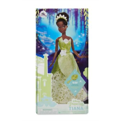 Disney Store Tiana Classic Doll, The Princess and the Frog