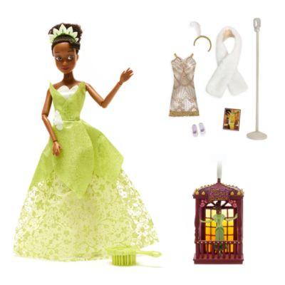 Collezione bambola e decorazione da appendere Tiana La Principessa e il Ranocchio Disney Store