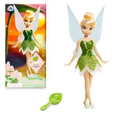 Muñeca clásica Campanilla, Peter Pan, Disney Store
