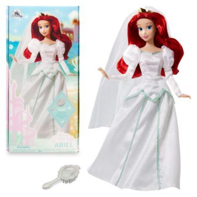 Disney Store - Arielle, die Meerjungfrau - Arielle Hochzeitspuppe