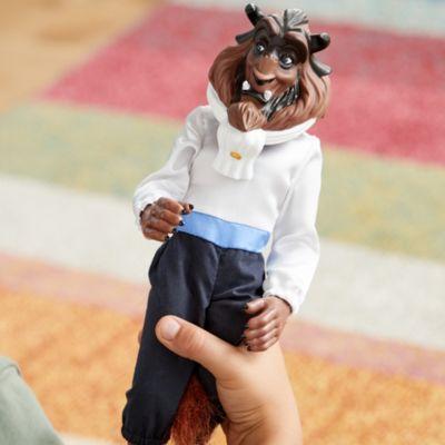 Muñeco clásico Bestia, La Bella y la Bestia, Disney Store