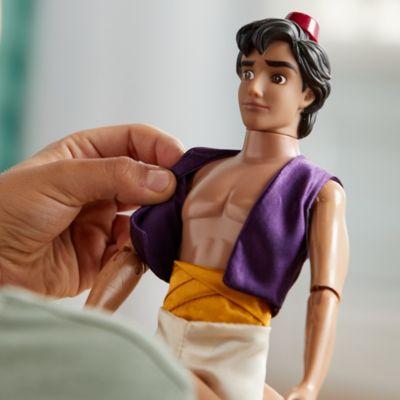 Muñeco clásico Aladdín, Disney Store