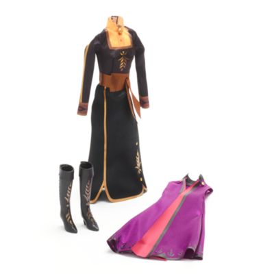 Disney Store Anna Classic Doll Accessory Pack, Frozen