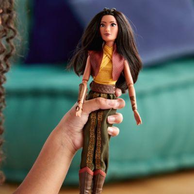 Muñeca clásica Raya, Raya y el Último Dragón, Disney Store