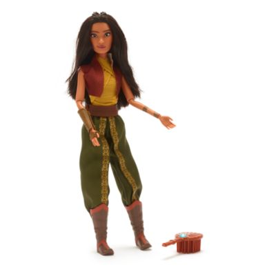 Disney Store - Raya und der letzte Drache - Raya - Klassische Kuschelpuppe