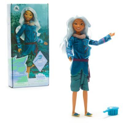 Bambola classica Sisu umana Raya e L'ultimo Drago Disney Store