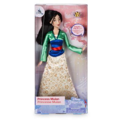 Disney Store Mulan Classic Doll